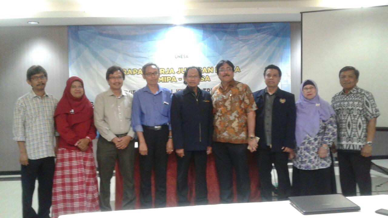 3. Rapat Jurusan Bersama P Arif